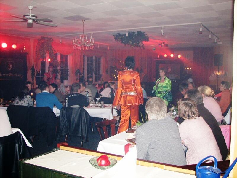 Musical-Dinner mit der Gruppe Herbstzeitlos