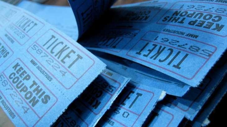 Raffle Tickets von Alyson Hurt, lizensiert unter CC-BY-2.0